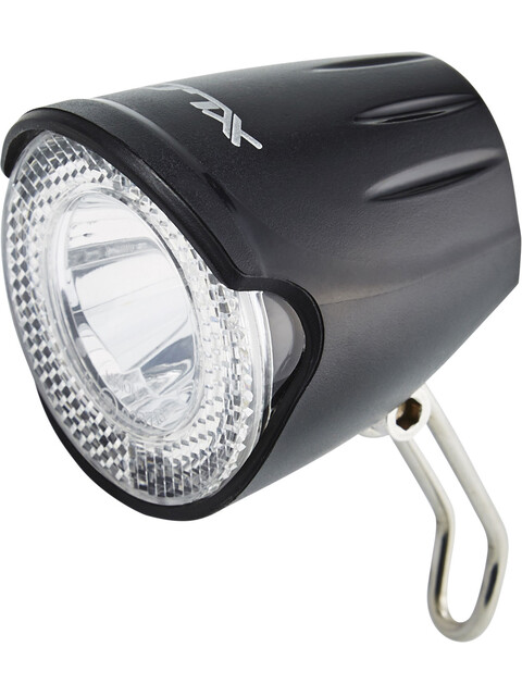 XLC Headlight LED Bike Light 20 Lux black/transparent